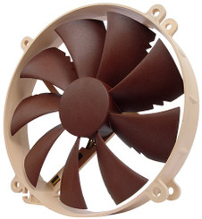 Noctual NF-P14 FLX 140x25mm Votex Control Notches Fan