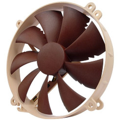 Noctua NF-P14FLX 140mm Vortex-Control Notches Water-Cooling Radiator/Case Fan