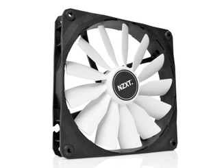 NZXT RF-FZ140-02 FZ-140mm nonLED Airflow Fan