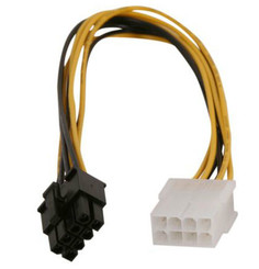 12inch ATX 8 Pin Extension Cable (ATX-8P-EX)