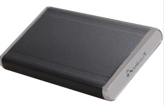 OKGEAR OK4281 Aluminum Black USB3.0 2.5in Ext Enclosure