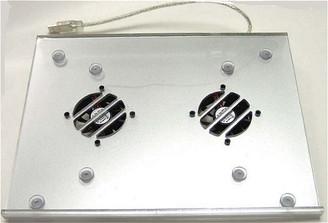 iBreeze 15inch Acrylic Notebook Cooler w/ USB port