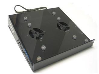 Galaxy Notebook Cooler 4 USB2.0 Hub & 8in1 Card Reader