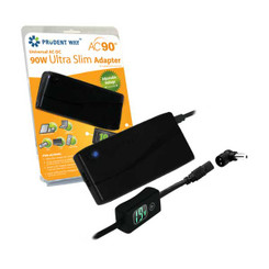 PWI-AC90SC 90W AC Ultra Slim Notebook Power Adapter w/ 13 tips Connectors & 5V USB