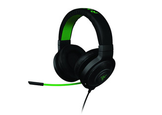 Razer RZ04-00870300-R3U1 Kraken Pro Analog Music/Gaming Black Headphone