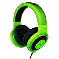 Razer RZ04-00870100-R3U1 Kraken Pro Analog Music/Gaming Green Headphone