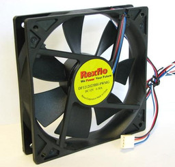 Rexflo DF1212025BH-PWMG 120x120x25mm PWM Fan