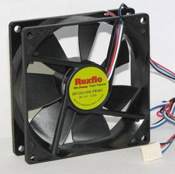 Rexflo DF129225BH-PWMG 92x92x25mm PWM Fan