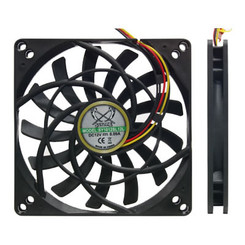 Scythe SY1012SL12L (1000RPM) KAZE JYU SLIM 100mm case fan
