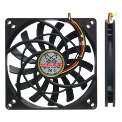 Scythe SY1012SL12M (2000RPM) KAZE JYU SLIM 100mm case fan
