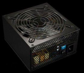 Shark ATX-1200N-BLED 1200W ATX/EPS 12V SLI/CrossFire Blue LED Power Supply