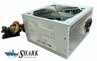 Shark ATX-600-N12S 600W 24Pin 120mm Fan ATX Power Supply
