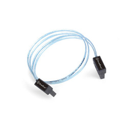 Silverstone SST-CP11 Low Profile Ultra Thin 90 Deg 6Gb/s SATA Cable