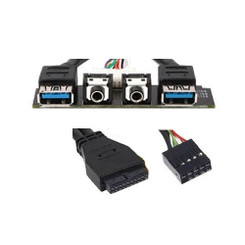 Silverstone G11303260 USB3.0 Upgrade Kit (2xUSB3.0, 2xAudio)