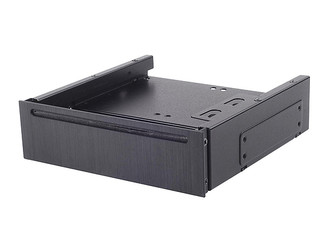 Silverstone SST-FP58B (Black) 1XOptical Drive & 4x2.5inch HDD/SDD 5.25inch Bay Mount
