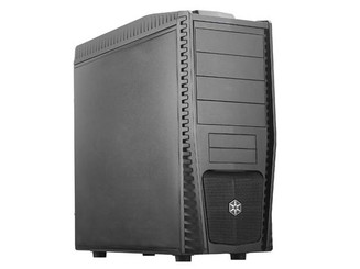 Silverstone SST-PS05B (black) ATX Mid Tower Case (NO PS)