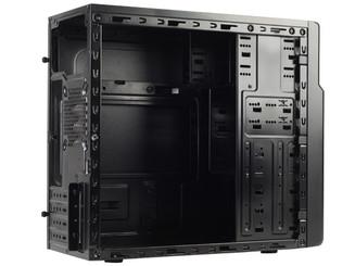 Silverstone SST-PS08B (Black) Micro-ATX/Mini-ITX Tower Case