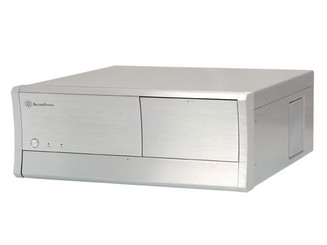 Silverstone SST-GD01S-R Grandia Series HTPC Case w/ Card Reader