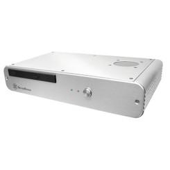 Silverstone LC08S Lascala Series Nano ITX HTPC Case