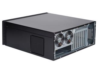 Silverstone SST-LC10B-E-USB3.0 (black)  Home Theater Case