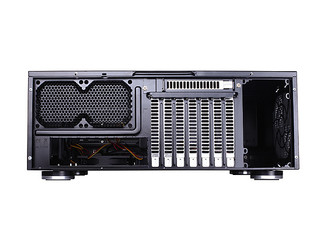 Silverstone SST-GD08B(Black) Grandia Series HTPC Case