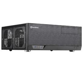 Silverstone SST-GD09B (Black) Grandia Series 358mm Depth HTPC Case