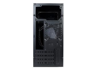 Silverstone SST-PS09B (Black)  Mini-ITX/MATX Presion Series Case