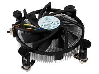 Silverstone SST-NT07-1156 Low Profile Socket 1156 CPU Cooler