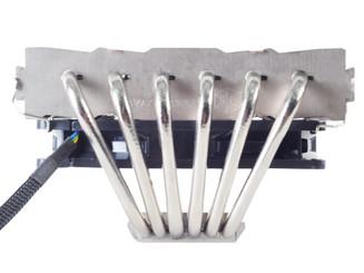 Silverstone SST-NT06-PRO Copper Base/Aluminum Heatpipe SFF CPU Cooler