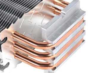 Silverstone SST-AR02 Argon Series LGA2011/AM2/AM3 CPU Cooler
