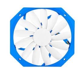 Silverstone SST-FW141 140x150x13mm Super Slim Low Noise 140mm PWM Fan, 4Pin PWM