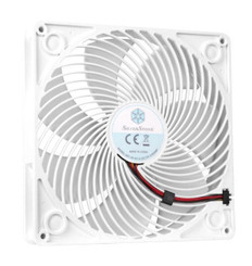 Silverstone SST-AP182 180mm x 32mm Wide Blade Air Channeling Speed Control Fan