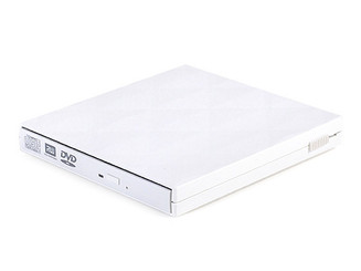 Silverstone SST-TS06W (white) Notebook Optical Drive to 2.5in SATA HDD/SSD Converter