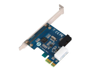 Silverstone EC01-P PCI Express Card w/ USB3.0 Connector