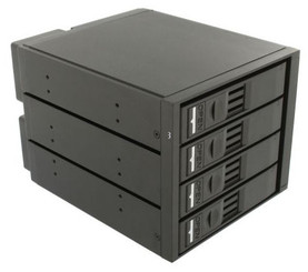 SNT SNT-SAC3141TL  4 x 3.5in HDD SAS/SATA Trayless Backplane