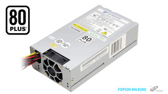 FSP FSP220-60LE(80) 220W Minix ITX/FLEX ATX POWER SUPPLY