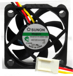 Sunon HA40101V4 40mm x 40mm x 10mm Super Silent MagLev Vapo-Bearing Fan