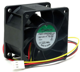 Sunon PMD1206PMB1-A 60x38mm Extreme Hi Fan, 3pin