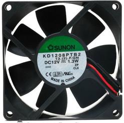 Sunon 80mm Ultra High Speed Case fan 4PIN KD1208PTB2