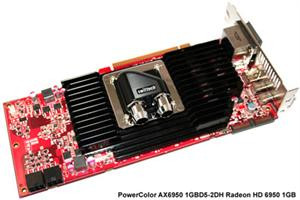 Swiftech HD6900-HS MCW82 Combo VGA Water Block