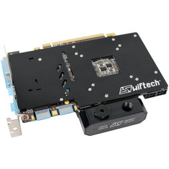 Swiftech KOMODO-NV-GTX670 Komodo¢âNV GTX 670 Full Cover Waterblock