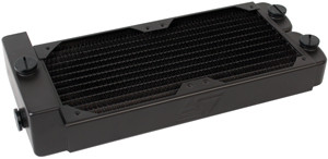 Swiftech MCR220-QP-RES-R2 MCR220-QP Dual 120mm Radiator w/ Reservoir