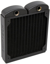 Swiftech MCR140-QP  Single 140mm Fan Quiet Power Radiator