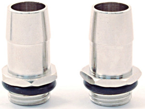 Swiftech BSPP-250-500-CP BSPP Chrome Plated Brass Fitting (Pack of 2)