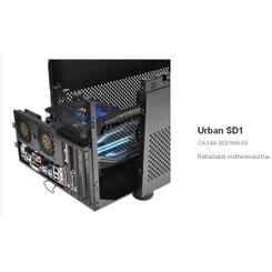 Thermaltake CA-1A9-00S1NN-00 Urban SD1 Micro Mini-ITX Case