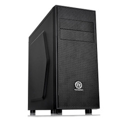 Thermaltake CA-1C1-00M1NN-00 Versa H24 Mid-Tower Chassis