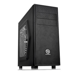 Thermaltake CA-1C1-00M1WN-00 Versa H24 Window Mid-Tower Chassis