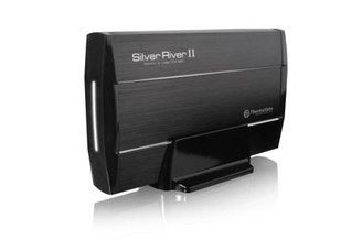 Thermaltake ST0016 Silver River II 3.5inch SATA HDD to eSATA/USB2.0 External Enclosure