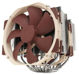 Noctua NH-D15 S2011 Dual Tower Dual 140mm Fan CPU Cooler