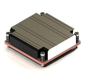 Thermaltake CL-P0484 Intel i7 Nehalem 95W Xeon Gainestown LGA1366 Cooler for 1U Server